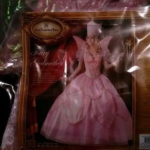 Start thinking 🎃  fairy princess costume. Lt.Pnk.